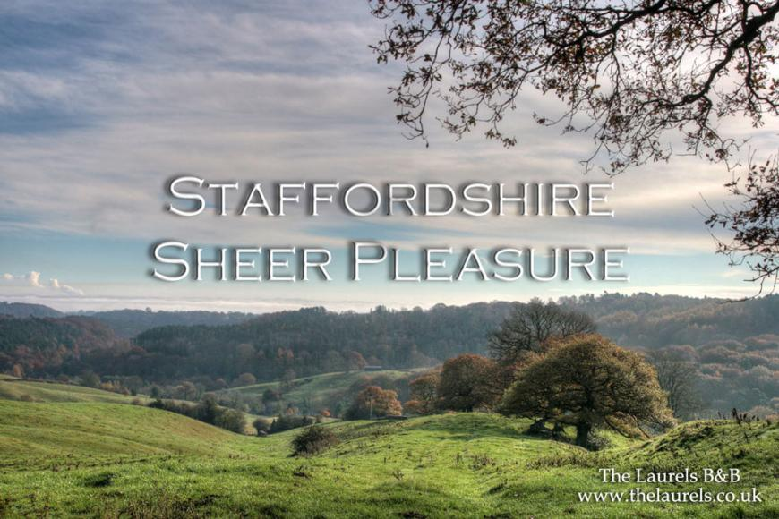Staffordshire sheer pleasure